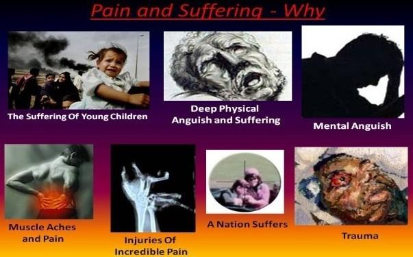 sufferingwhy